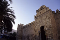 Grande mesquita Sousse, Medina Fotografia de Stock Royalty Free