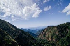 Grande montagna immagine stock