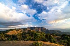 Grande montagna immagini stock libere da diritti