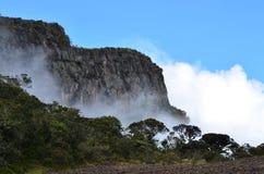Grande montagna Fotografia Stock Libera da Diritti