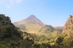 Grande montagne photographie stock libre de droits