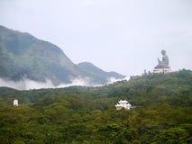 Grande montagne de Bouddha Photographie stock libre de droits