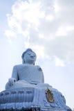 Grande monumento del Buddha Fotografia Stock Libera da Diritti