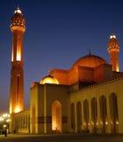 Grande moschea fotografie stock