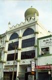Grande moschea, Colombo, Sri Lanka fotografie stock libere da diritti