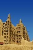 Grande moschea di Djenne immagini stock libere da diritti