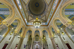 Grande moschea di Jumeirah in Doubai, UAE Fotografia Stock