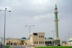 Grande moschea, Doha, Qatar immagini stock