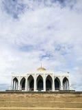 Grande moschea nella provincia di Songkhla Immagine Stock