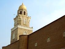 Grande mosquée de Koufa, Najaf, Irak photo libre de droits