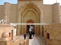 Grande mosquée de Koufa, Najaf, Irak photos libres de droits