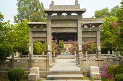 Grande mosquée, Xian photos libres de droits