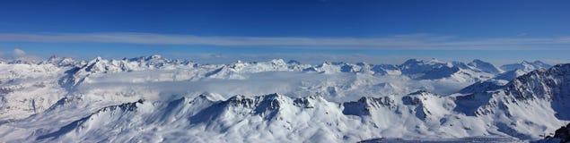Grande Motte Panorama Stock Photo