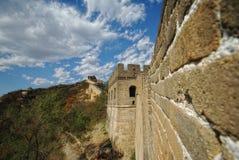 Grande Muraglia Immagini Stock Libere da Diritti