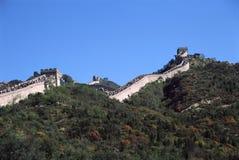 Grande Muraglia Fotografie Stock Libere da Diritti