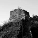 Grande Muraglia in Cina Immagine Stock