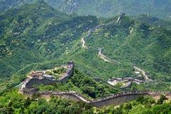 Grande Muraglia Cina Fotografia Stock