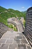 Grande Muraglia Cina Fotografie Stock