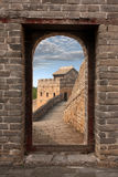 Grande Muraglia in Cina immagine stock libera da diritti