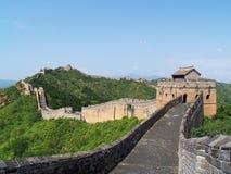 Grande Muraglia della Cina 2 Immagine Stock Libera da Diritti