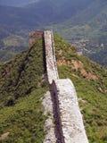 Grande Muraglia della Cina 6 Fotografie Stock