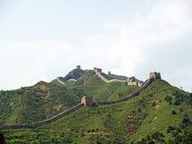 Grande Muraglia della Cina 9 Fotografia Stock Libera da Diritti