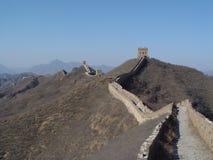 Grande Muraglia. Simatai Immagini Stock
