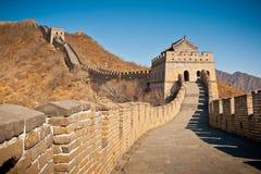 Grande Muraille photo stock