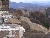Grande Muraille Photographie stock