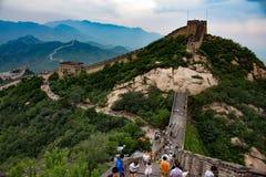 Grande Muraille Image libre de droits