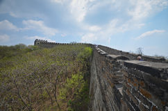 Grande Muraille, Chine Images stock