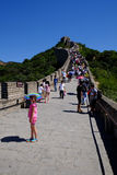 Grande Muraille de Badaling Images stock
