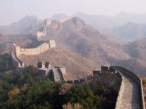 Grande Muraille de la Chine Photographie stock libre de droits