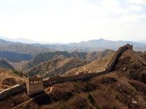 Grande Muraille de la Chine Photo stock