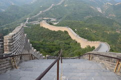Grande Muraille de la Chine Photo libre de droits