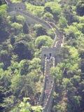 Grande Muraille de la Chine Pékin Images libres de droits