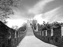 Grande Muraille de Mutianyu Image libre de droits