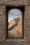 Grande Muraille en Chine Image libre de droits