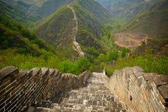 Grande Muraille. La Chine Photo stock