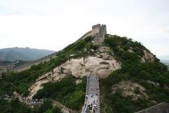 Grande Muralha Fotografia de Stock Royalty Free