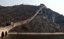 Grande Muralha (China) Foto de Stock