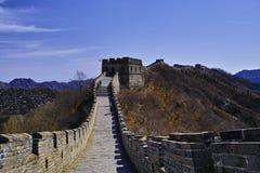 Grande Muralha de Badaling Imagens de Stock