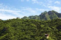 Grande Muralha de China Fotos de Stock Royalty Free