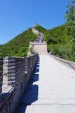 Grande Muralha de China Imagem de Stock Royalty Free