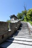 Grande Muralha de China Foto de Stock Royalty Free