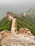 Grande Muralha de China Foto de Stock