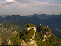 Grande Muralha de China Jiankou Imagens de Stock