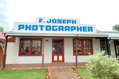 Grande museo della miniera del foro, Kimberley 6 Immagini Stock