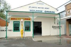 Grande museo della miniera del foro, Kimberley 5 Immagini Stock