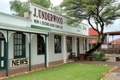 Grande museo della miniera del foro, Kimberley 4 Fotografia Stock Libera da Diritti
